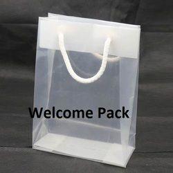 PVC Transparent Shopping Bag
