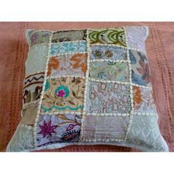 Patchwork Chair Pad
