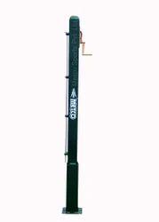 Lawn Tennis Pole Brass Ratchet