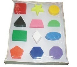 Shapes Sorter Moulds (Plastic)