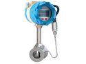 Vortex Steam Gas And Liquid Mass Flow Meter