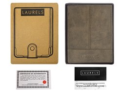 Newly Launched Laurels Leather Wallet