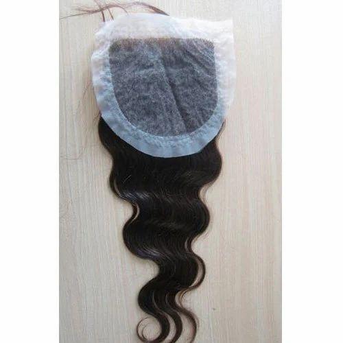 Hair Closure - Black Hair Lace Closure Manufacturer from Gurgaon
