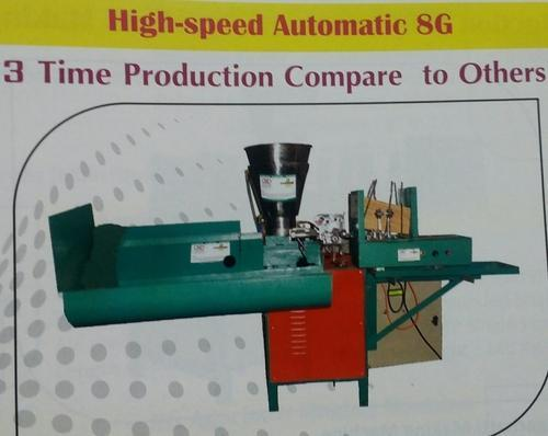 High Speed Fully Automatic Machine 8G PLUS