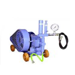 Automatic Hydro Testing Pump