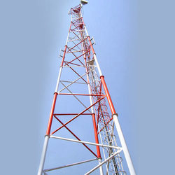 Telecom Tower Manufacturers Suppliers Amp Exporters