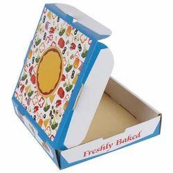 """8"""" Corrugated Pizza Box"""