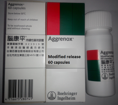 aggrenox capsules exporter from thane