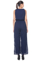 Ladies Sleeveless Designer Jumpsuit