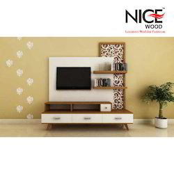 Wooden Lcd Unit Lcd Tv Cabinet Manufacturer From Ahmedabad