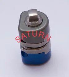 Hoffmann Type Rod to Pin Coupling