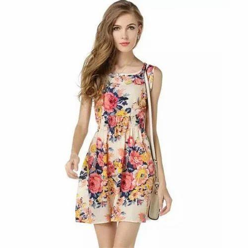 2b1c53905 Ladies Western Dress - Ladies Short Dress Ecommerce Shop   Online Business  from Davanagere