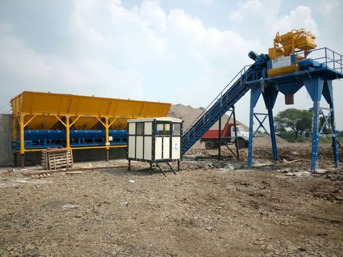 Ready Mix Concrete Plant Cement Silo Manufacturer From Mehsana