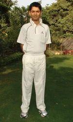 Cricket White Uniforms