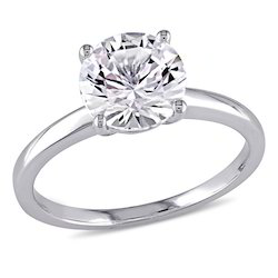 AAA 1 Carat Certified Natural Diamond Ring
