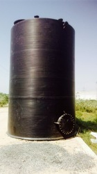 HDPE Spiral Chemical Storage Tank