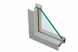 Aluminium Window Extrusion
