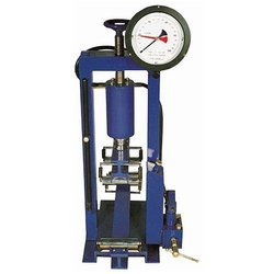 Hand Operated Flexure Testing Machine