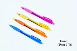 Dove Plastic Pens