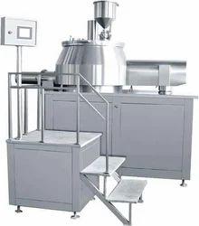 High Speed Rapid Mixer Granulator Machine