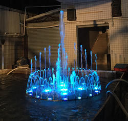 Musical Water Fountains