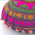 Fancy Embroidered Design Cushion