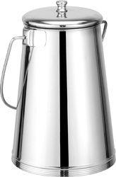 Stainless Steel Milk Jar/ Barni