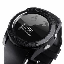 Round Dial Smart Watch