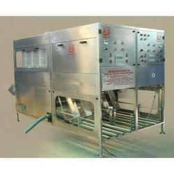 Automatic 5 Gallon Jar Rinsing Filling Capping Machine