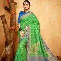 Fancy Traditional Silk Saree