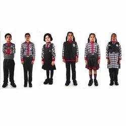 Kendriya Vidyalaya (KV) Girl's School Uniform