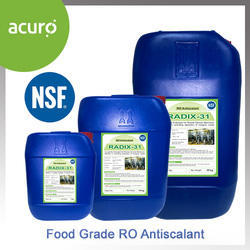 Food Grade RO Antiscalant - NSF Certified