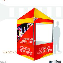 Conical Roof Tent  sc 1 st  Signtrade & Promotional Tent in Chennai - Conical Roof Tent Manufacturer from ...