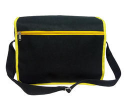 "14"" Black & Yellow Tools Sling Bag"