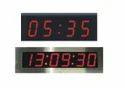 Synchronizes Clock ( Master Slave)