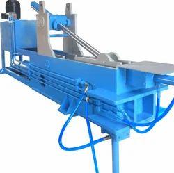 Door Lock Hydraulic Scrap Baling Press