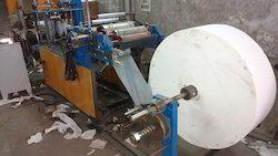 Single Colour Double Embossing Napkin Machine