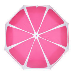 3 Fold Auto Open Auto Close Ladies Fashion Umbrella