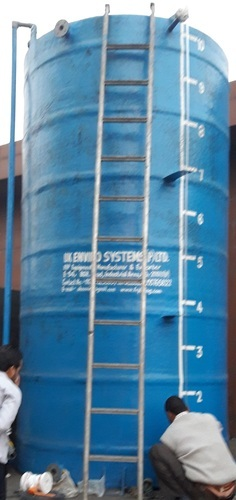 Acid Storage Tanks