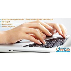 Online Data Entry Project Outsourcing Services