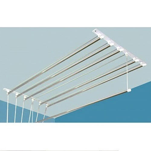 Clothes Drying Rack Stainless Steel Clothes Ceiling