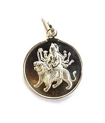 Durga Bisa Yantra Pendant