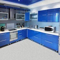 Aluminium Modular Kitchen