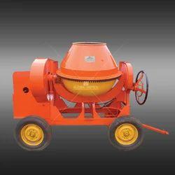 10/7 CFT Portable Type Concrete Mixer