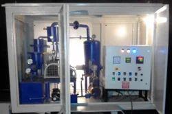Single Stage Transformer Oil Filter Machine