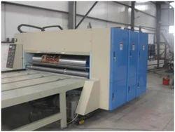 Automatic Flexo Printing & Slotting Machine