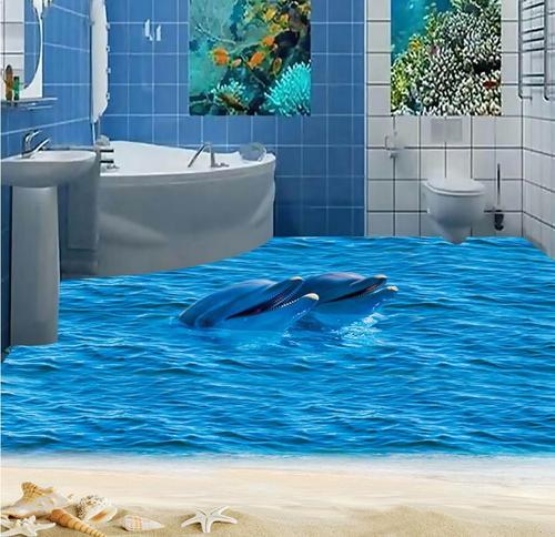 Epoxy Flooring Manufacturer From Ahmedabad - 3d acrylic floors