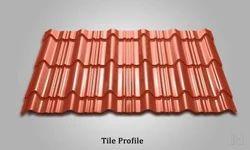 Tile Profile Sheets