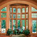 Round Top Bay Window