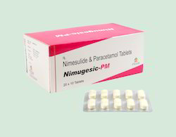 Nimugesic PM Tablets